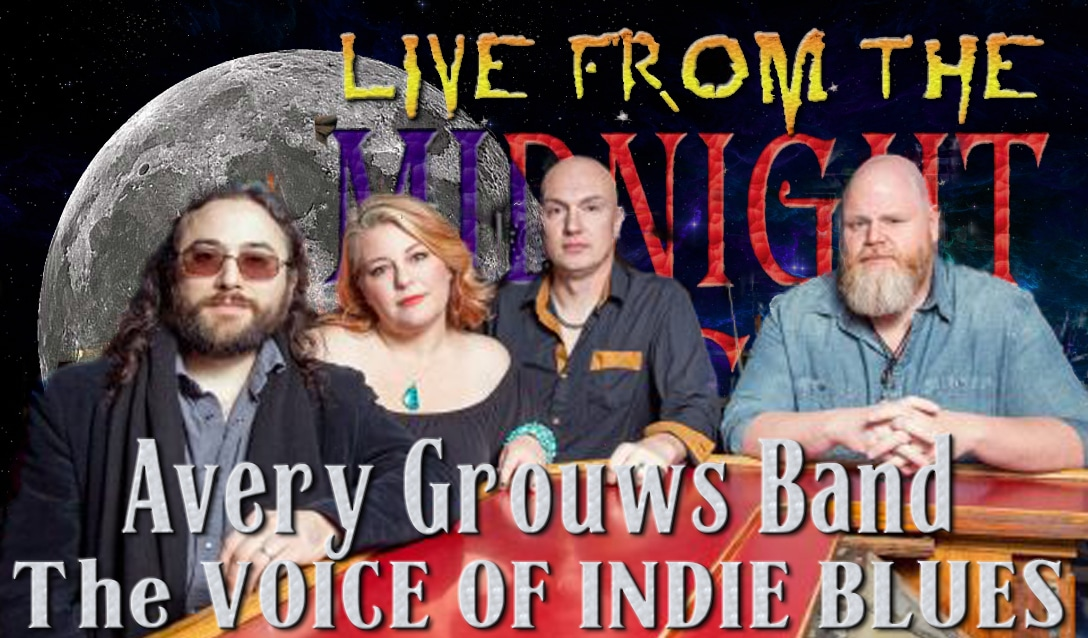 LIVE from the Midnight Circus Featuring Avey Grouws Band