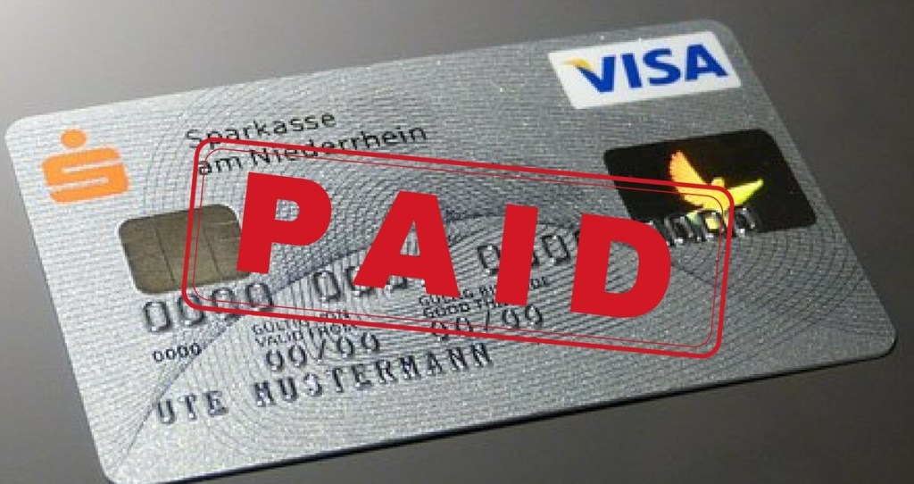 Reduce debt fast - How I paid of one credit card in just 10 days!