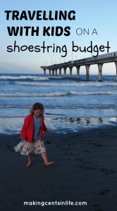 Taking you kids away on holiday doesn't have to break the bank. Check out some tips here for travelling with kids on a shoestring budget.