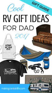 20 Great RV Gifts for Dad...or Grandad! RV Gifts are perfect for birthdays, Fathers Day or Christmas! Handpicked and available on Amazon now! Shop now!
