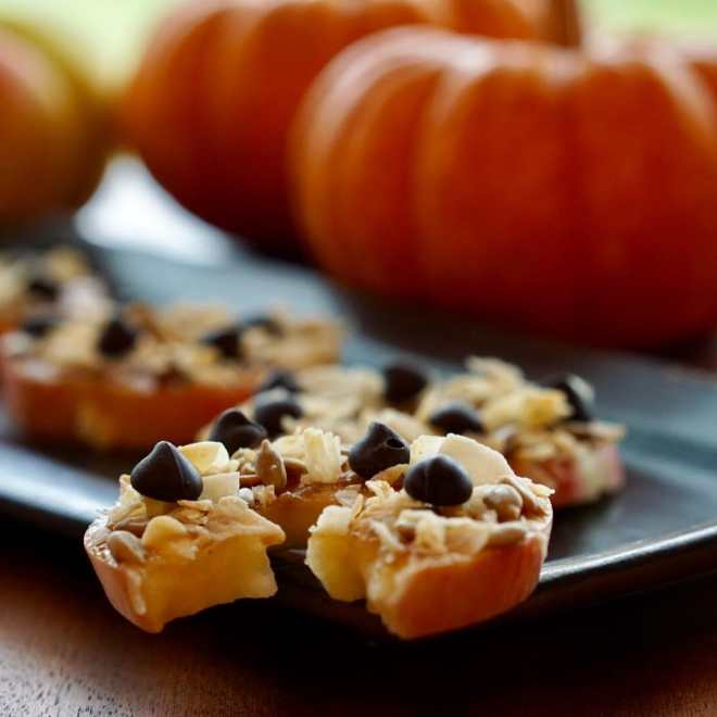 Date Caramel Apple Cookies