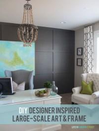 25 beautiful and inspiring DIY Wall Art Ideas