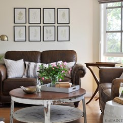 How To Decorate A Small Living Room With Sofa And Loveseat Brands List Uk Decorating Brown
