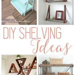 Diy Shelves In Living Room Home Paint Ideas 18 Shelving