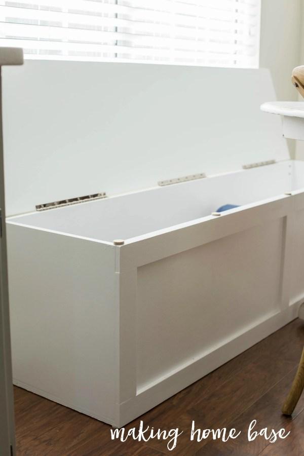 Build Window Seat With Storage - Diy Tutorial