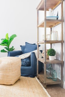 Cozy Bedroom Reading Corner