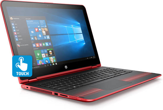 Buy Hp Pavilion X360 15 6 Quot Touch Screen Dual Core 2 1ghz