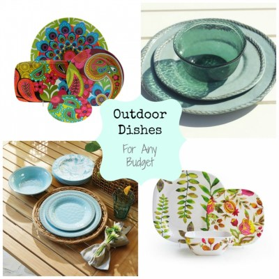 12 Outdoor Dishes for Every Budget