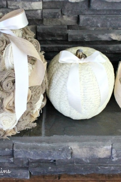 Pick Your Pumpkin Challenge :: making it in the mountains