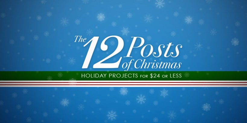 12 Posts of Christmas