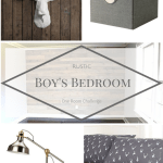 Rustic Boy's Bedroom | making it in the mountains