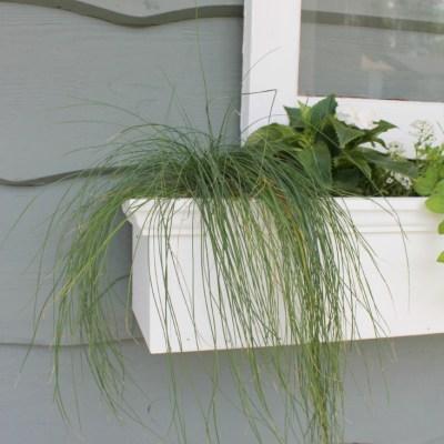 DIY Vintage Window Flower Box {A Guest Post for AKA Design}