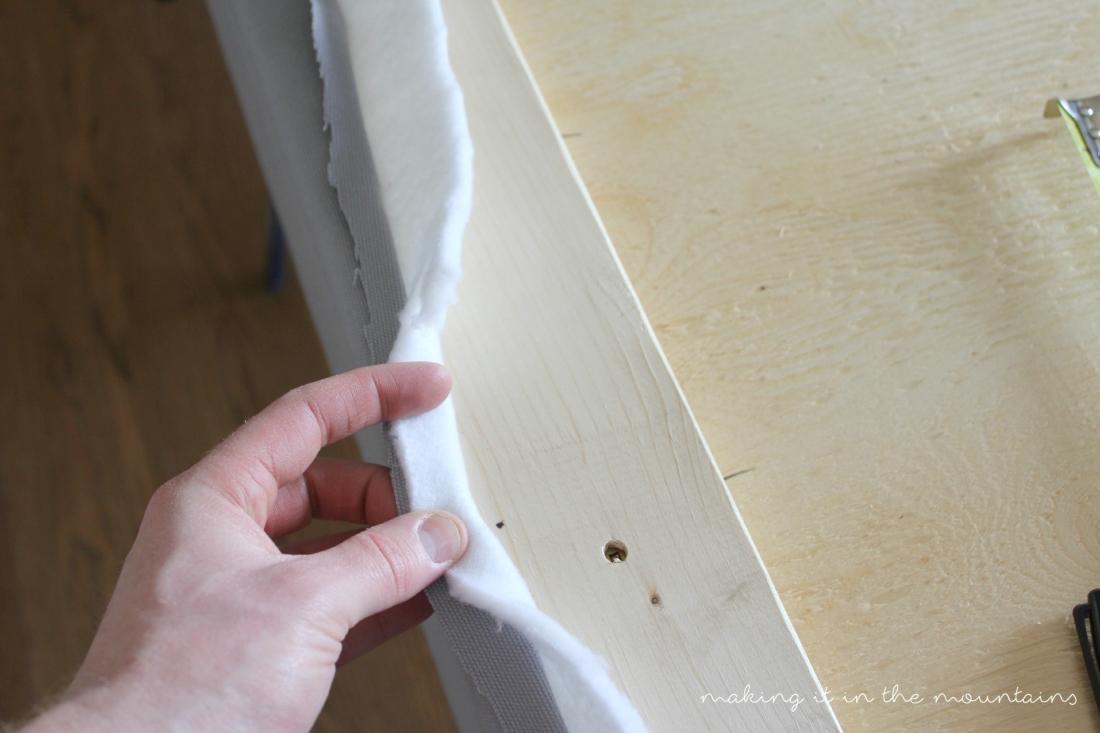 making a headboard making a headboard diy upholstered wingback headboard with making a headboard