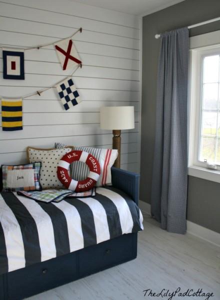 Nautical Boy Bedroom