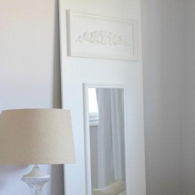 DIY Trumeau Mirror {A Guest Post for AKA Design}