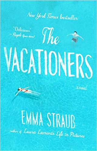 12 Binge Worthy Summer Reads 2015: The Vacationers