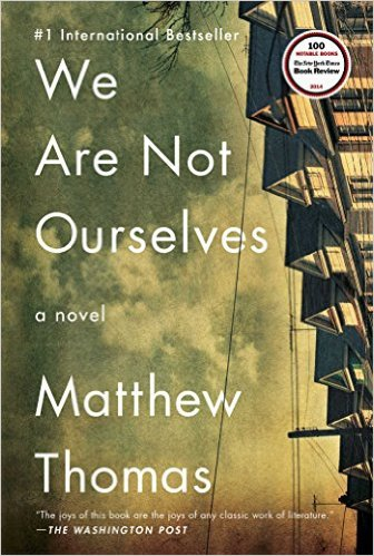 12 Binge Worthy Summer Reads 2015: We are Not Ourselves