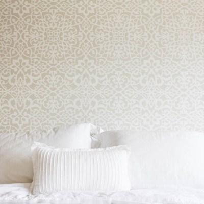 One Room Challenge {Week Three}: Farmhouse Master Bedroom Progress