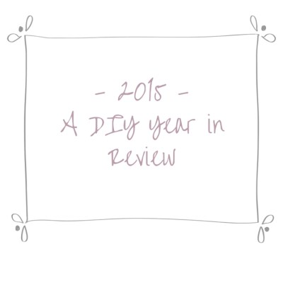 2015: A DIY Year in Review