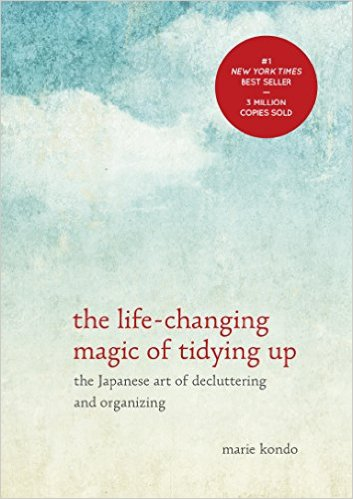 The Life Changing Magic of Tidying-Up