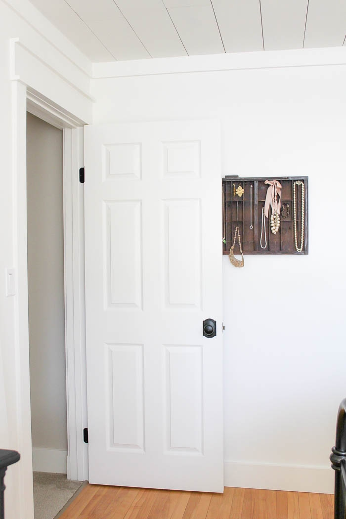 Donu0027t Replace That Old Door, Update It In Just Three Simple Steps!