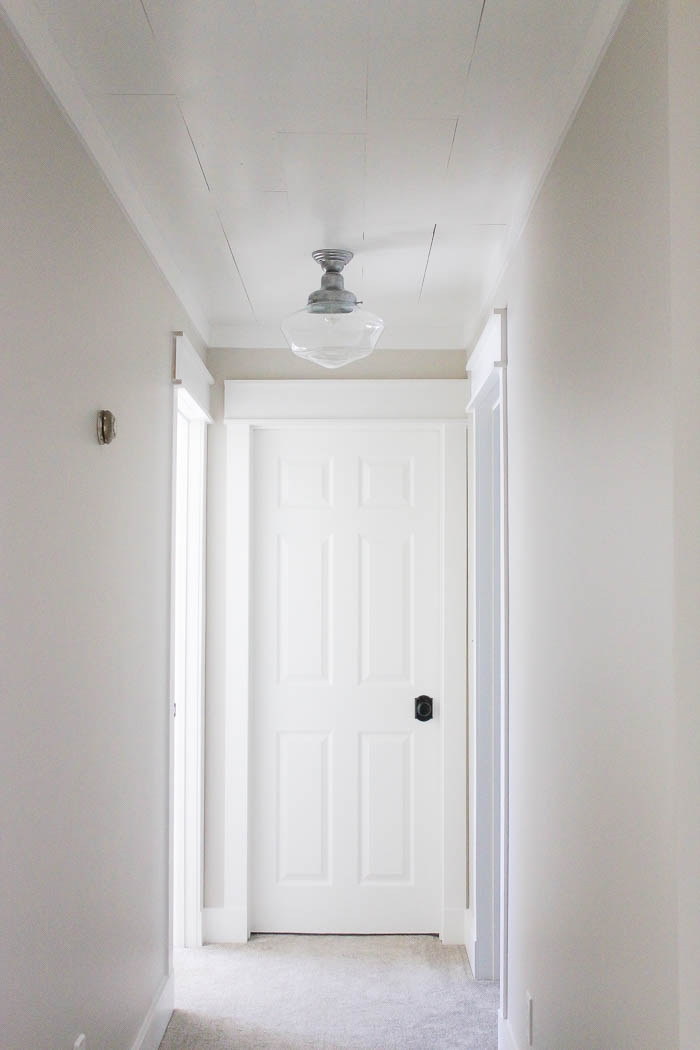 DIY Farmhouse Style Trim | www.makingitinthemountains.com