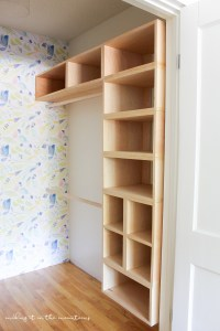 DIY Custom Closet Organizer: The Brilliant Box System ...