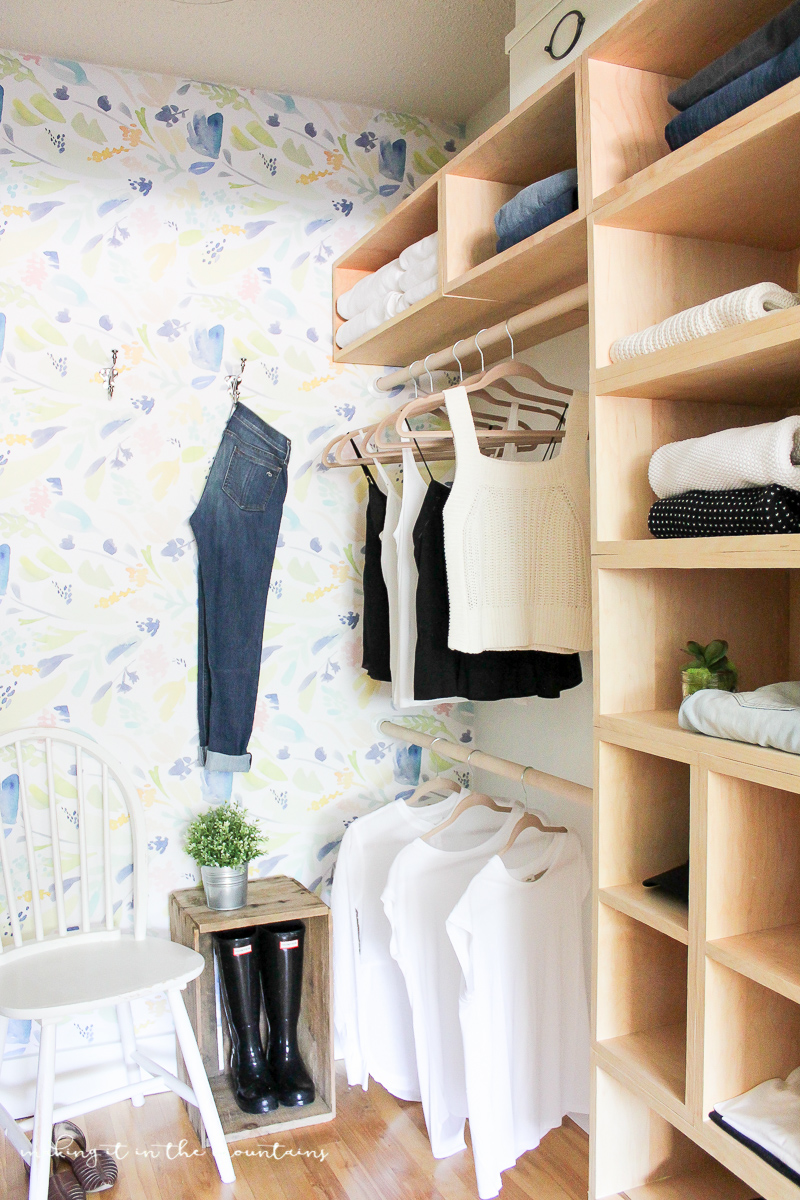 DIY Master Bedroom Closet The Reveal  making it in the