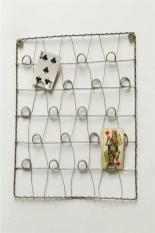 Wire Card Holder