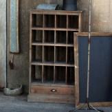 Wooden Store Cubbies