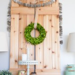 Farmhouse Style Book Page Garland | www.makingitinthemountains.com