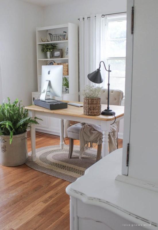 Farmhouse Style Office