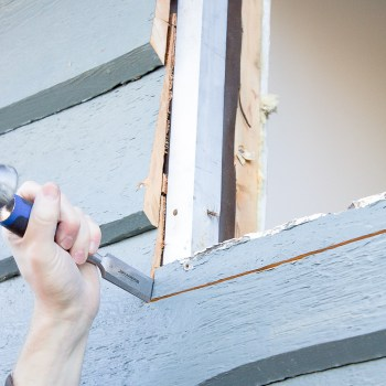 How To Install New Windows With Wood Siding Everything
