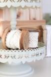 Farmhouse Vintage Wooden Spools | www.makingitinthemountains.com