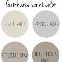 Living Room Colors Joanna Gaines Cream Furniture How To Choose The Perfect Farmhouse Paint Style Color