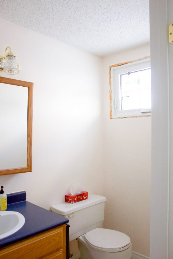 ORC Powder Room - Before