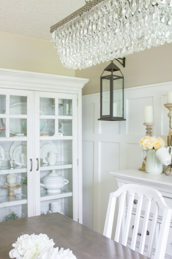 Farmhouse Home How To Style A Farmhouse China Cabinet Making It In The Mountains
