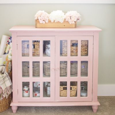 Farmhouse Home: How to Easily Transform Any Piece with Chalk Paint
