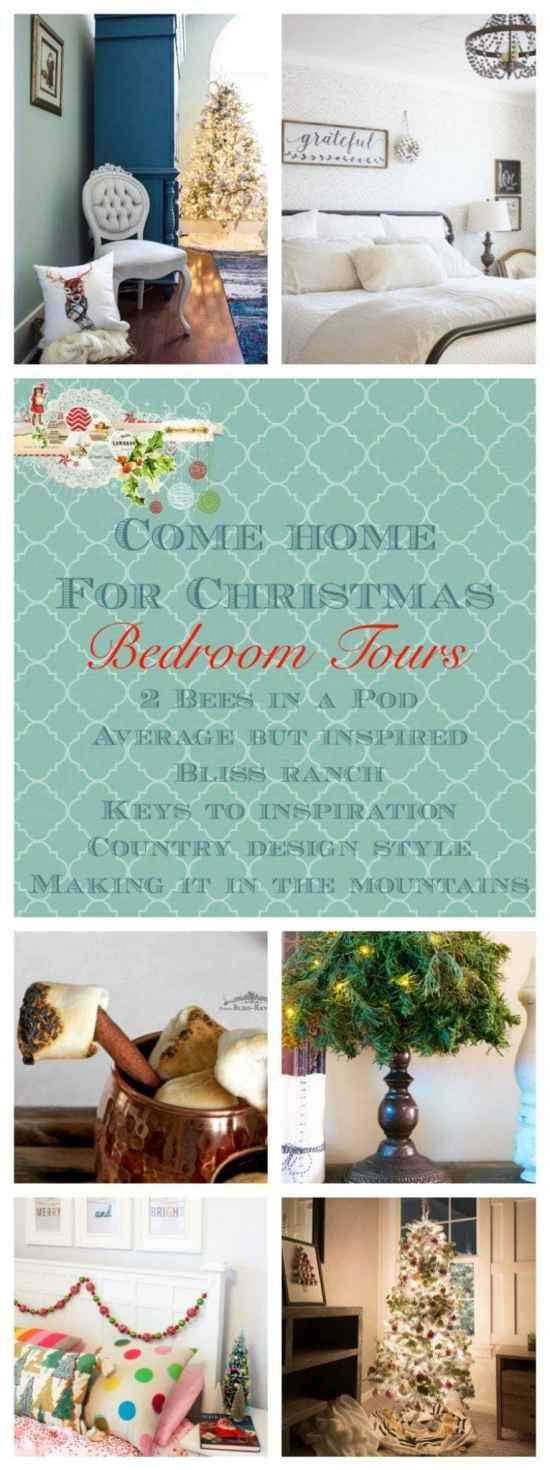 Christmas Bedroom Decor Inspiration