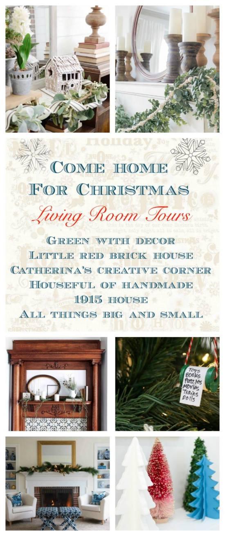 Christmas Decor for the Living Room
