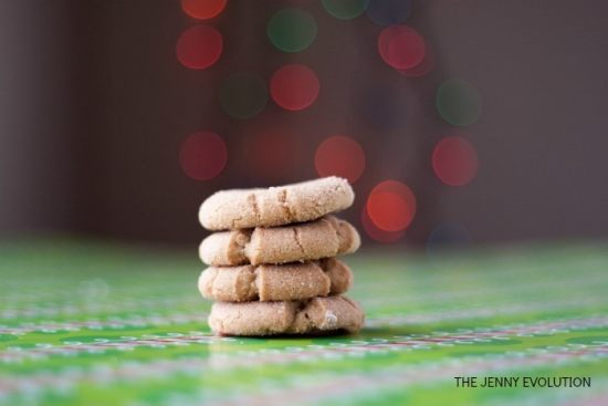 Soft Ginger Cookie Recipe