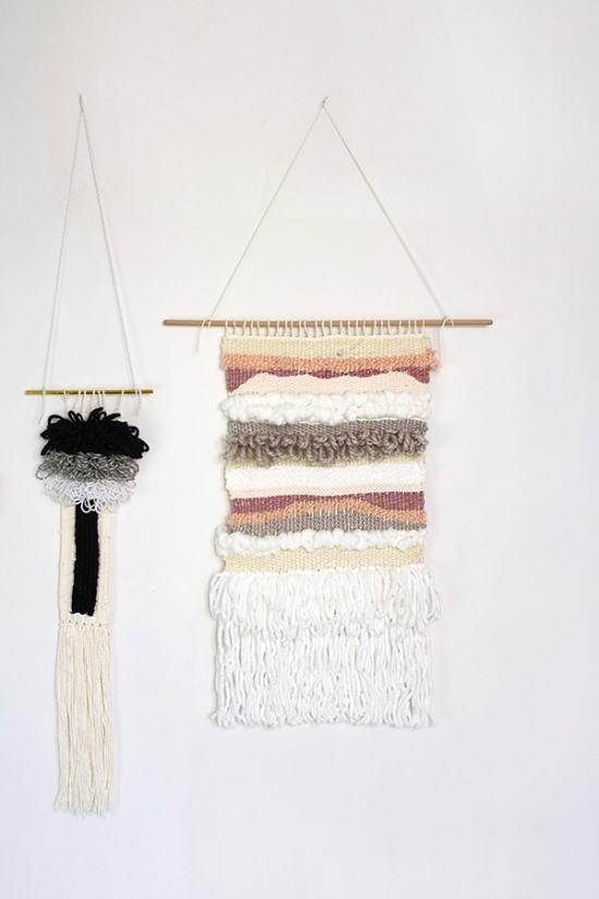 Creative Wall Weavings