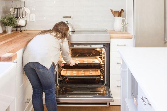 Farmhouse Kitchen Renovation - New Appliances
