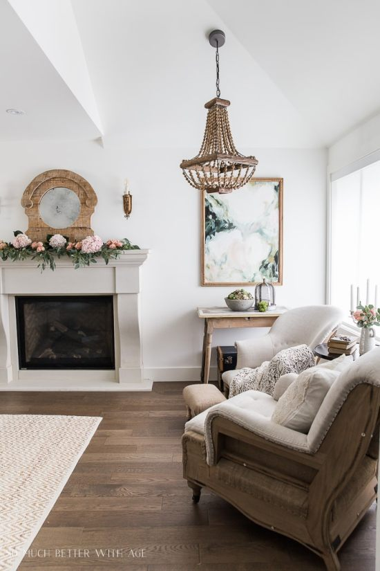 French Vintage Spring Home Tour