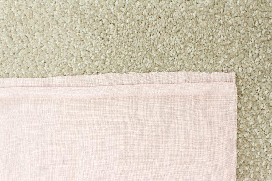 press linen fold