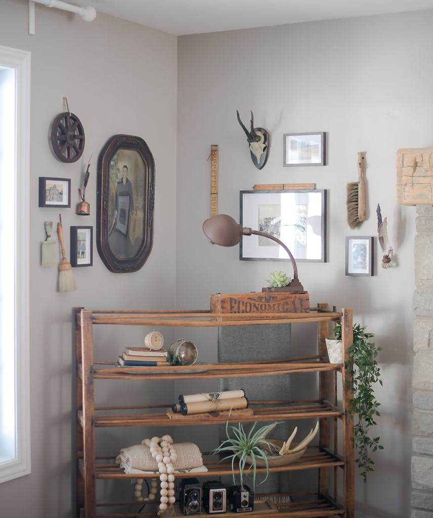 Cozy Collected Gallery Wall