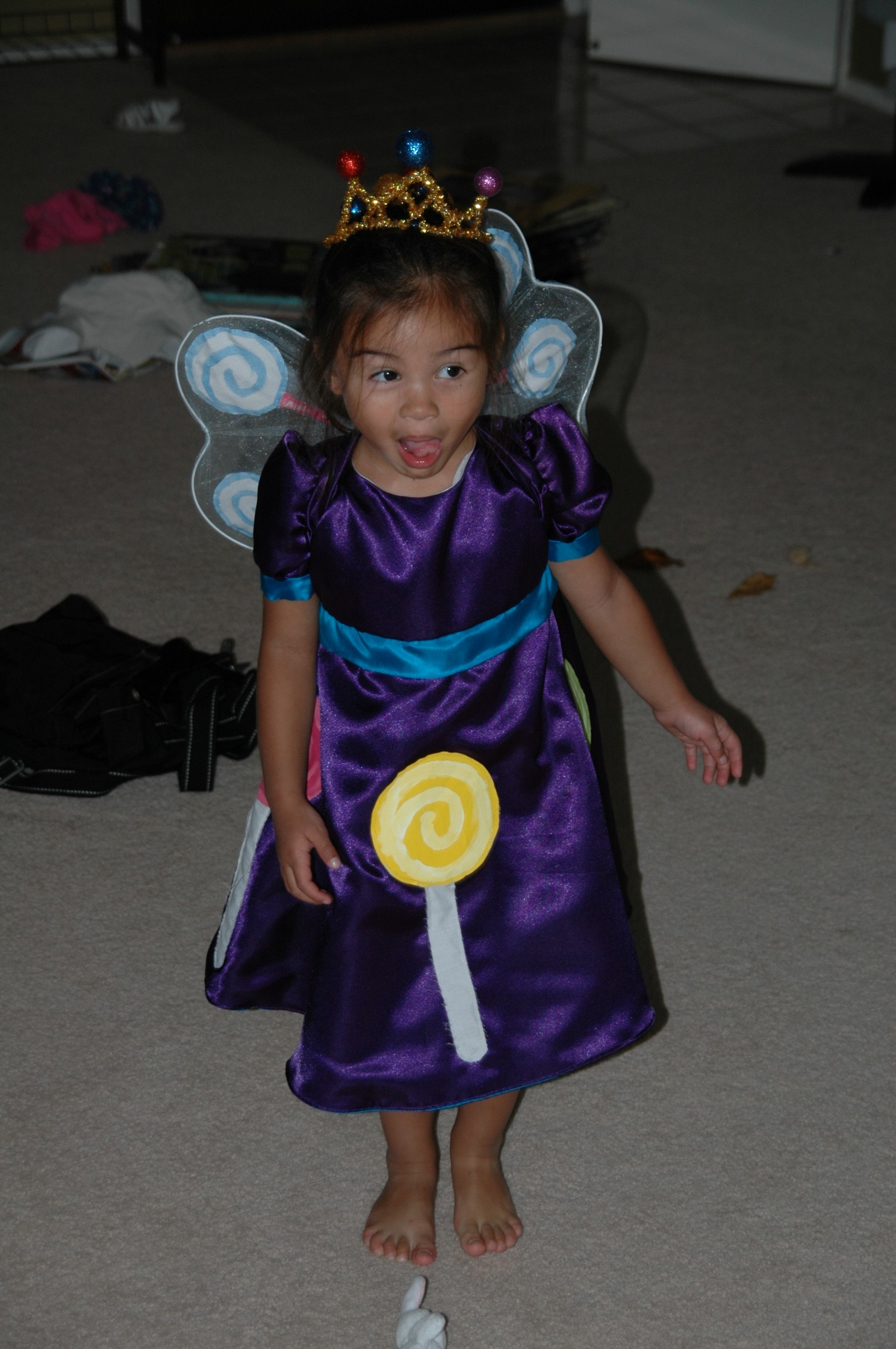 She had input in her costume. She wanted to be a robot. Poor thing had shingles when she wore this.  sc 1 st  Making it Sweet & Home Made Halloween Costumes Through the Years - Making it Sweet