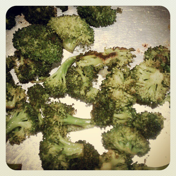 Roasted Broccoli