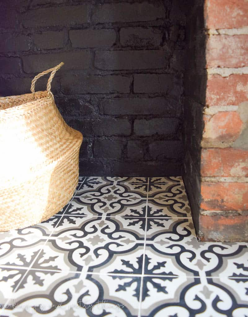 How to install cement tile   how to install tile   diy cement tile   diy tile installation