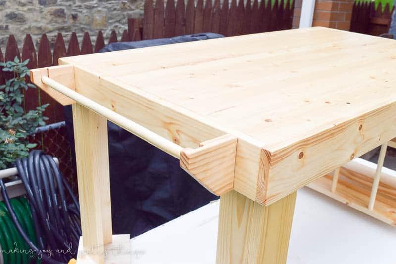 Diy Kid S Craft Table